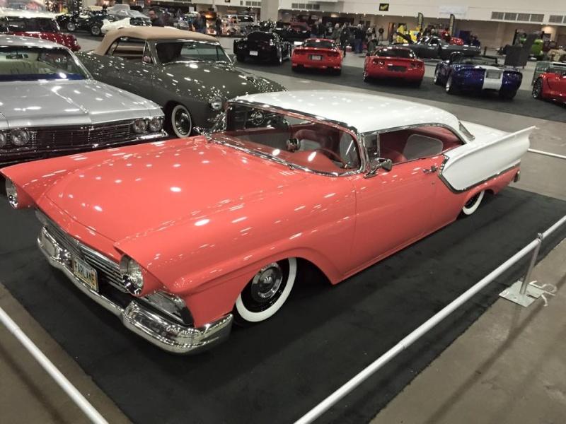 Ford 1957 & 1958 custom & mild custom  - Page 5 11025112