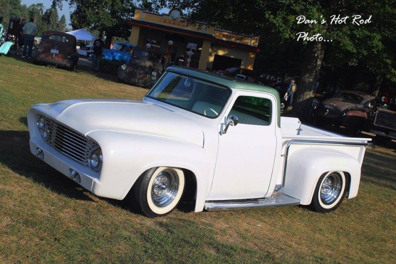 Ford Pick Up 1953 - 1956 custom & mild custom - Page 3 11025611