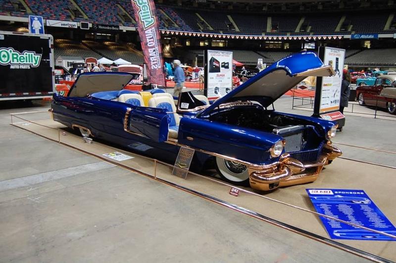 Cadillac 1954 -  1956 custom & mild custom - Page 2 11030811
