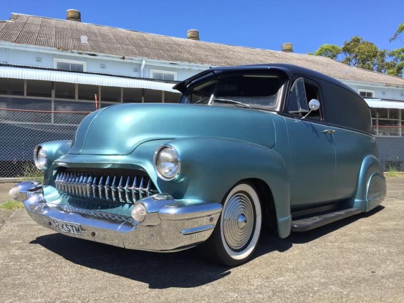Chevy Pick up 1947 - 1954 custom & mild custom - Page 4 11034213