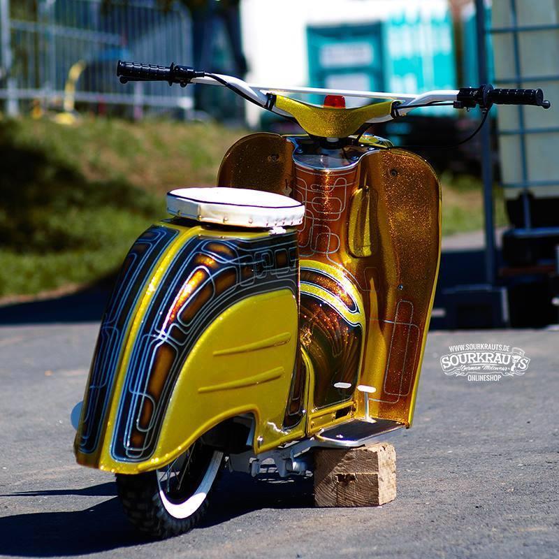 Custom scooter 11035410