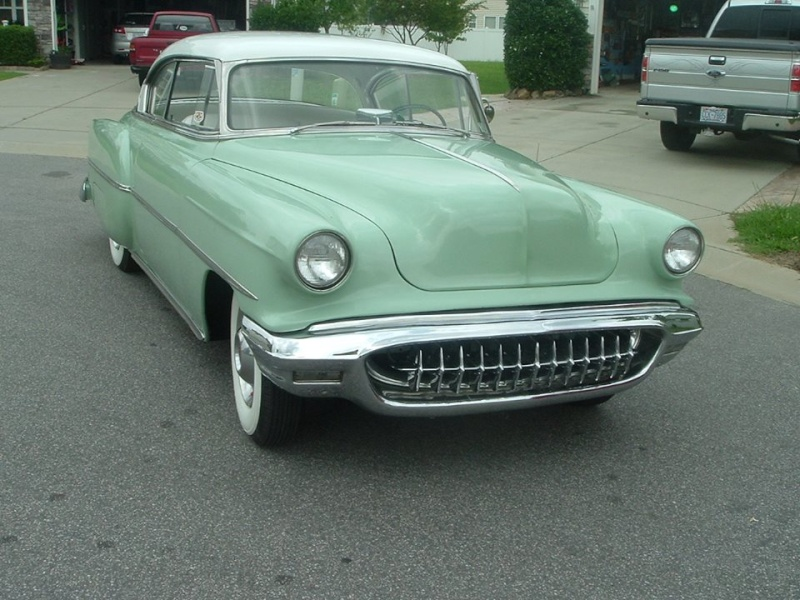 Chevy 1953 - 1954 custom & mild custom galerie - Page 9 11042914