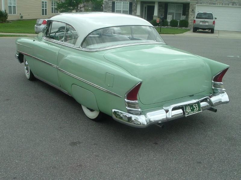 Chevy 1953 - 1954 custom & mild custom galerie - Page 9 11043016