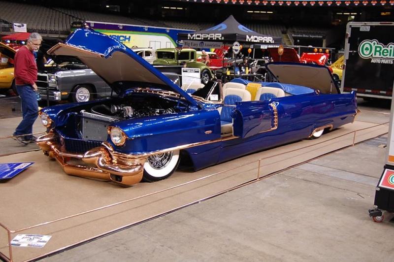 Cadillac 1954 -  1956 custom & mild custom - Page 2 11043213