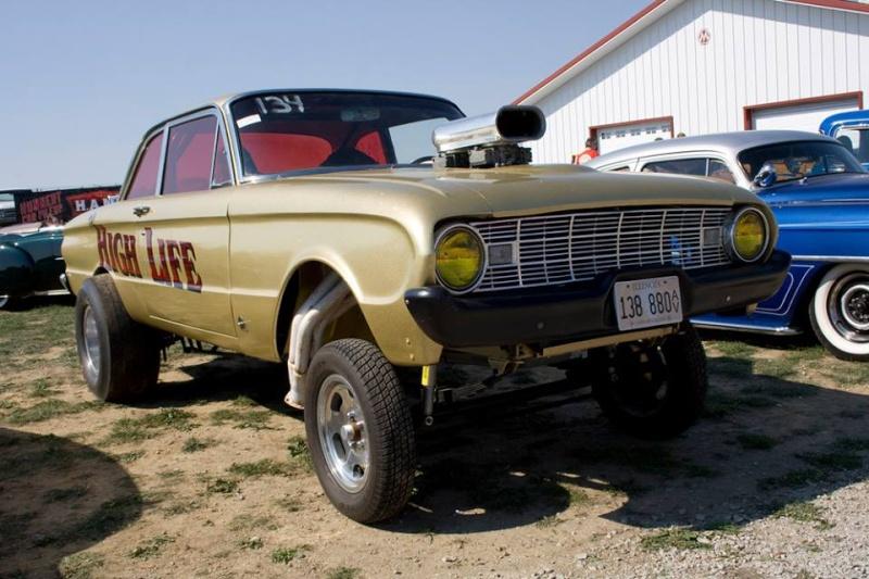 1960's Ford & Mercury gasser 11568_10