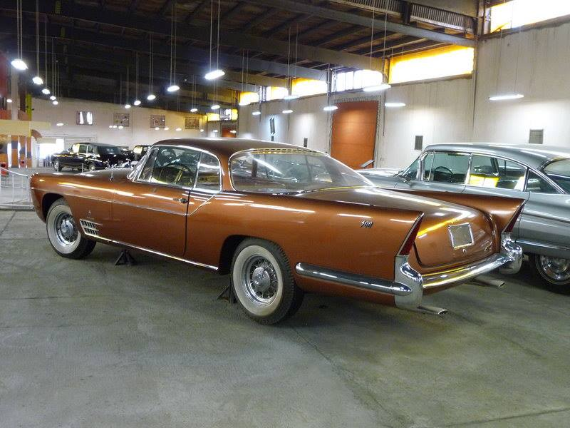 1956 Chrysler K300 Special by Ghia 12340610