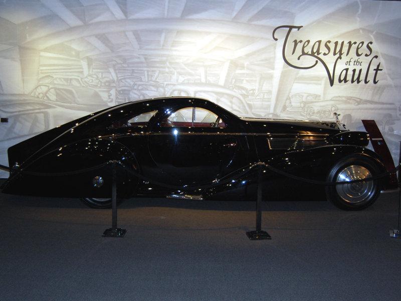 Rolls Royce Phantom I Aerodynamic Coupe by Jonckheere - 1924 13166010