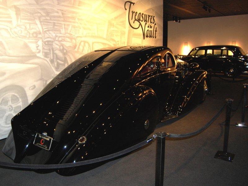 Rolls Royce Phantom I Aerodynamic Coupe by Jonckheere - 1924 13166011