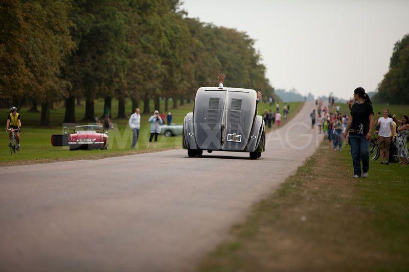 Rolls Royce Phantom I Aerodynamic Coupe by Jonckheere - 1924 13472410