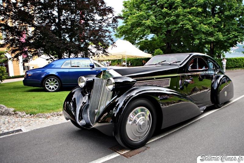 Rolls Royce Phantom I Aerodynamic Coupe by Jonckheere - 1924 13562710
