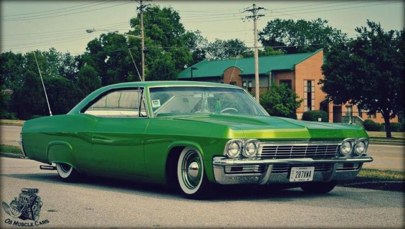 Chevrolet 1965 - 1968 custom & mild custom 13818_10