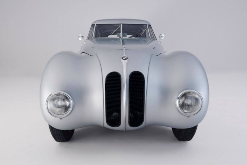 1940 BMW 328 Kamm Coupé Replica. 13830810