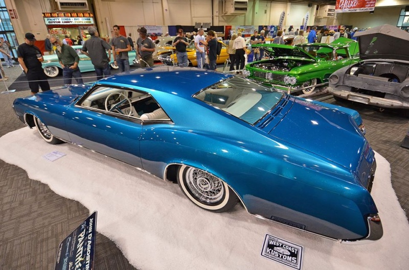 Buick 1964 - 1972 custom & mild custom 13937210