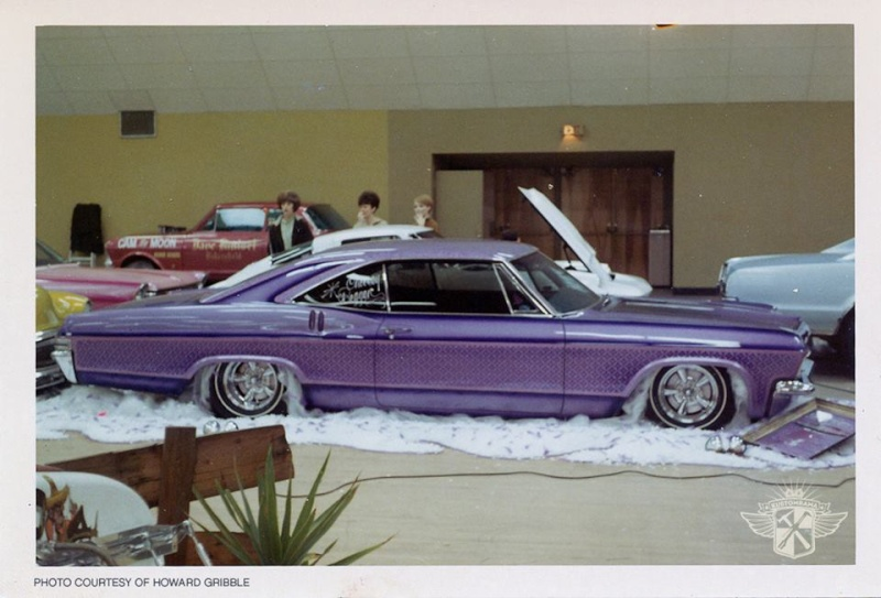 Howard Gribble - photographer and a lowrider and custom car historian from Torrance, California 13953110