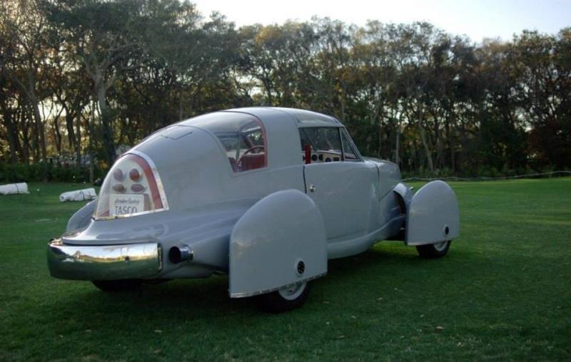 Tasco Prototype by Gordon Buehrig (1948) 14326_10