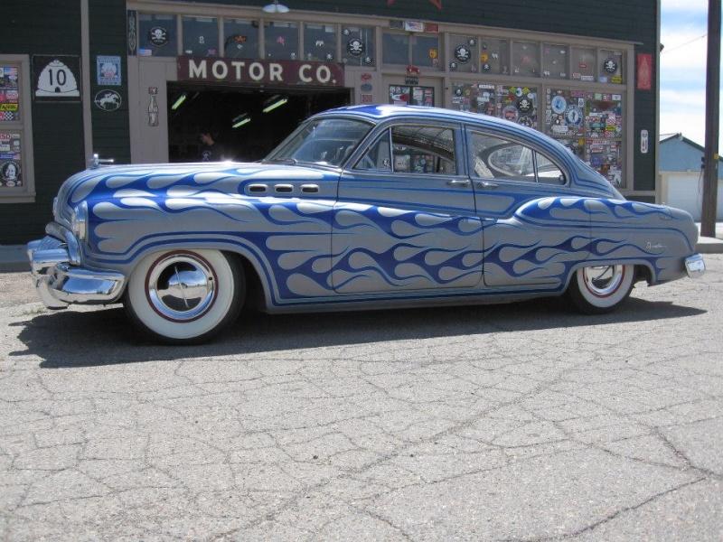 1950 Buick -Bo Huff -  14546110