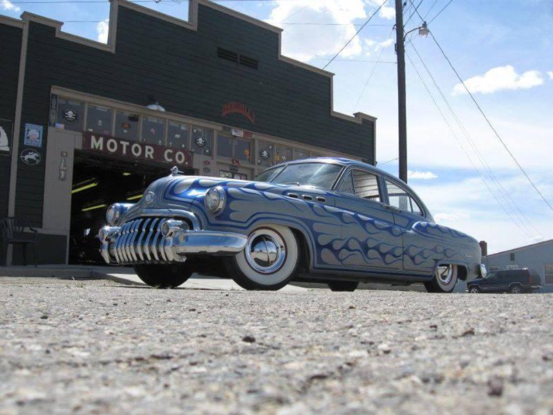 1950 Buick -Bo Huff -  14577010