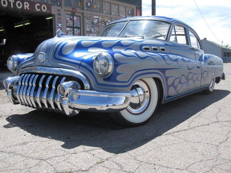 1950 Buick -Bo Huff -  14674410