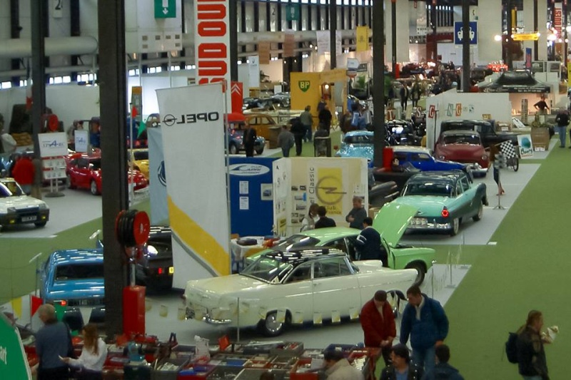 Salon auto moto collection - 2003 - stand fifties gang 14730_10
