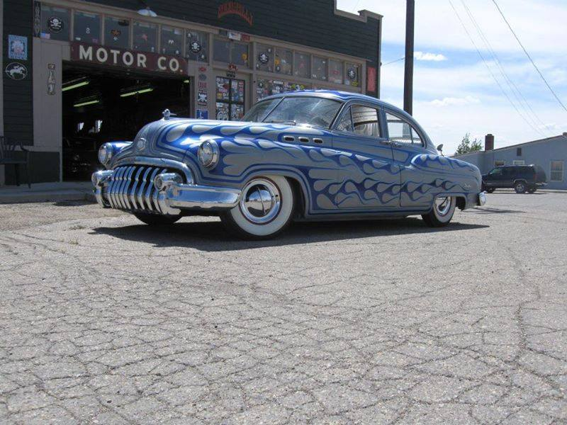 1950 Buick -Bo Huff -  14760910