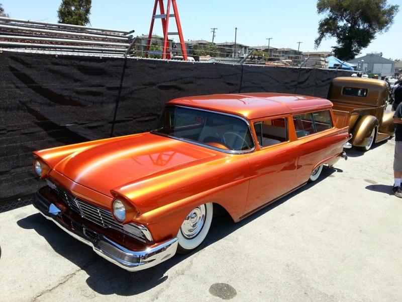 Ford 1957 & 1958 custom & mild custom  - Page 5 14843110