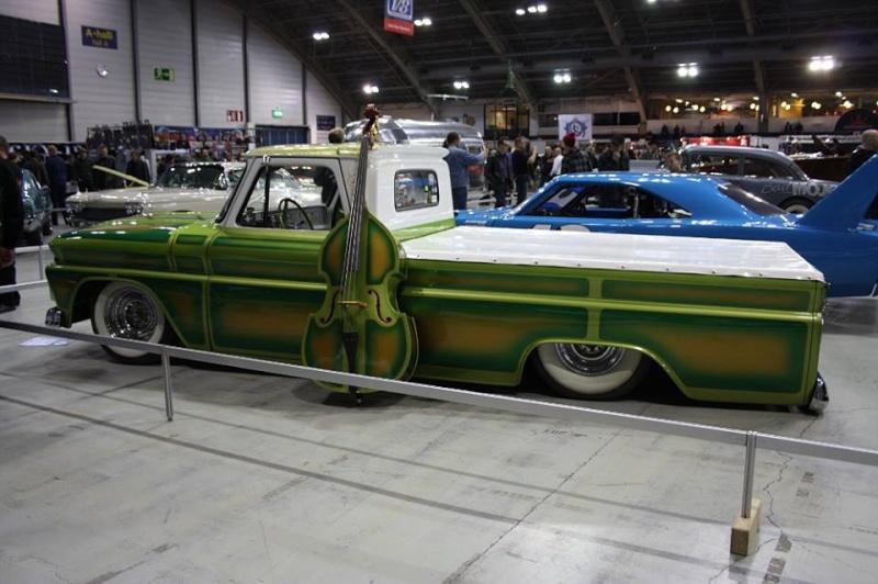 Ford Pick up 1958 - 1966 custom & mild custom - Page 2 14932311