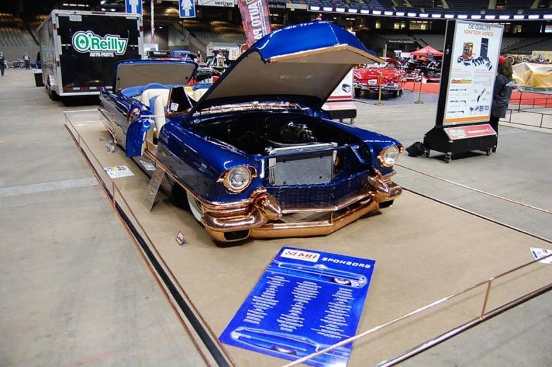 Cadillac 1954 -  1956 custom & mild custom - Page 2 15025611