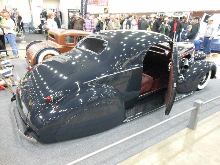 Chevrolet 1936 - 39 custom & mild custom 15039010