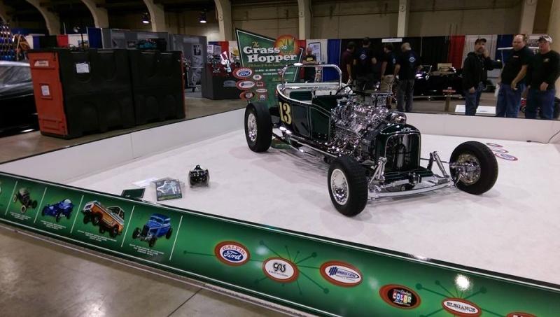 The Green Hornett 15065310