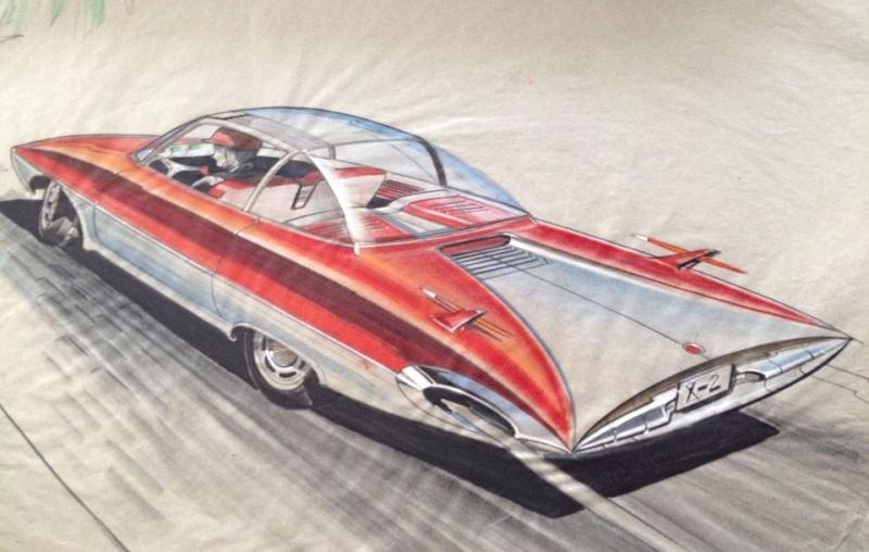 Prototype, maquette et exercice de style - concept car & style 15077510