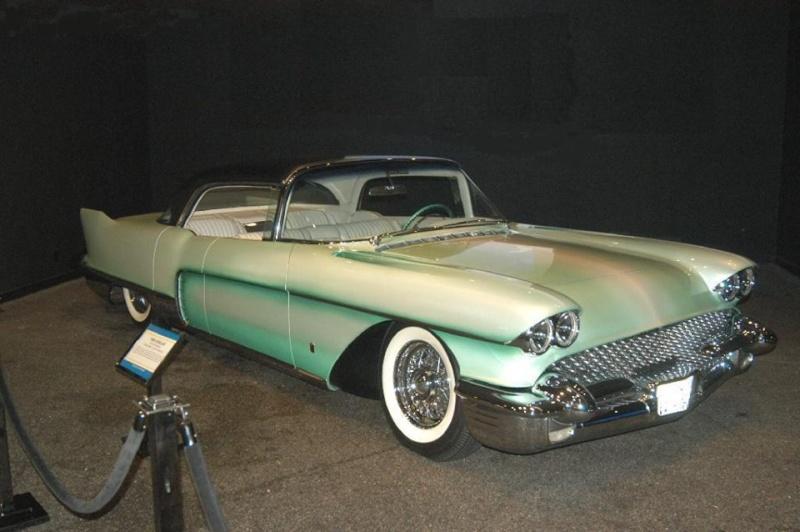 Cadillac 1957 & 1958  custom & mild custom - Page 2 15077710