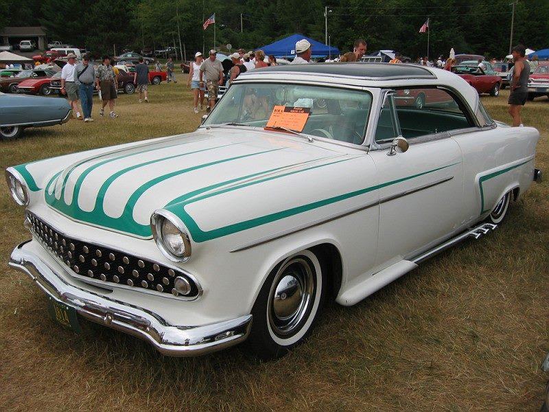 Ford 1952 - 1954 custom & mild custom - Page 7 15092510