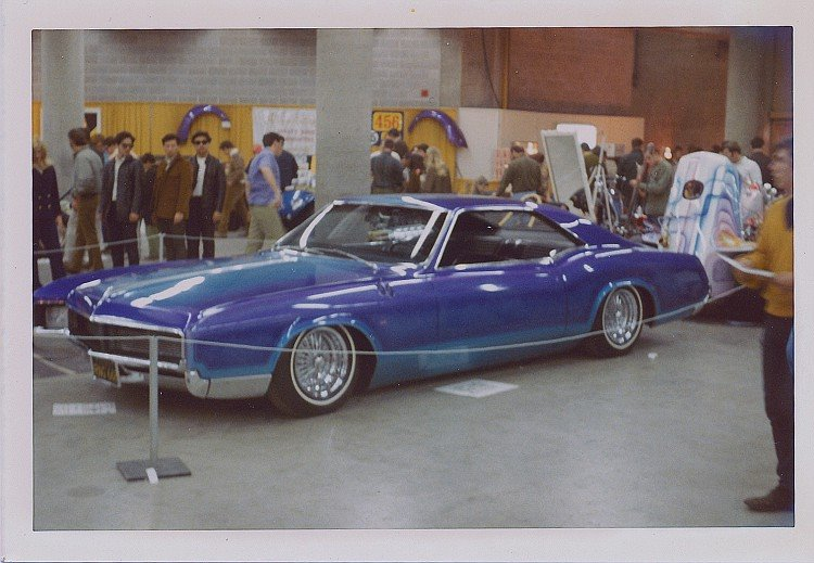 Howard Gribble - photographer and a lowrider and custom car historian from Torrance, California 15123110
