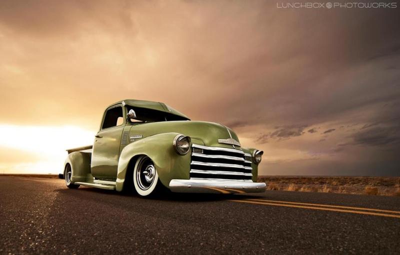 Chevy Pick up 1947 - 1954 custom & mild custom - Page 4 15128410