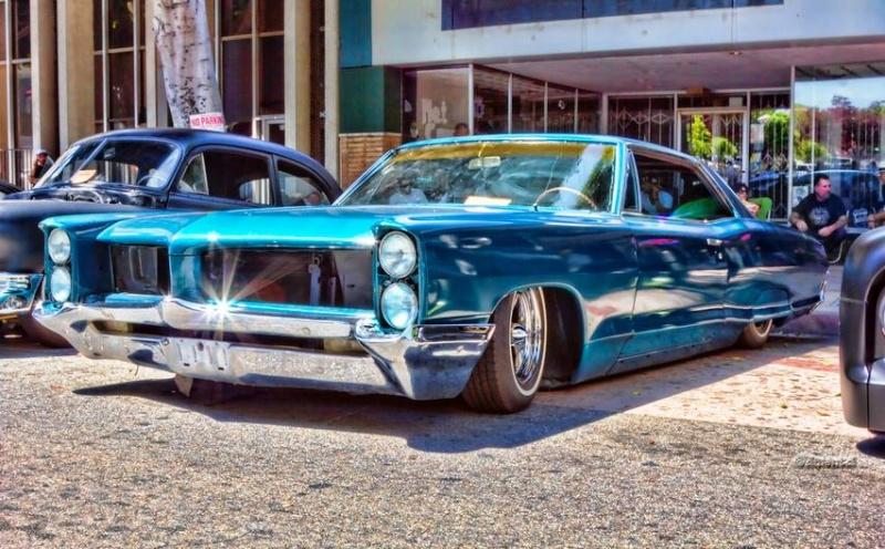 Pontiac 1963 - 1967 custom & mild custom 15137910