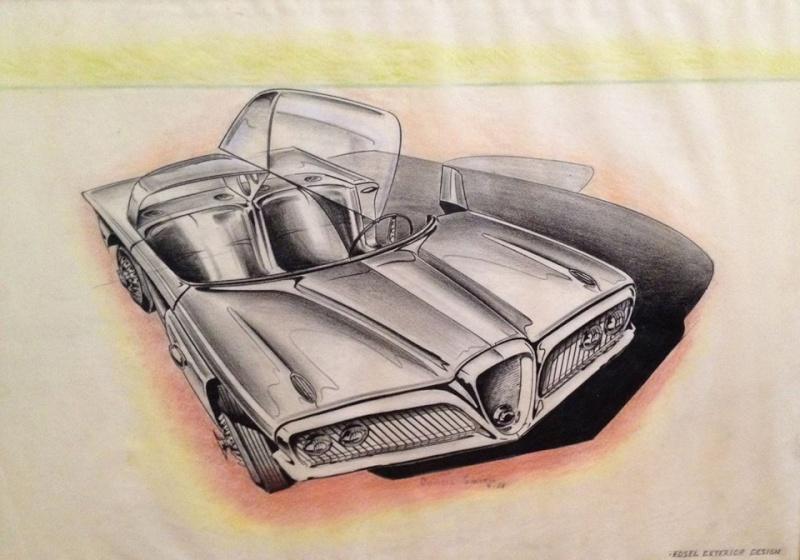 Prototype, maquette et exercice de style - concept car & style - Page 2 15268010