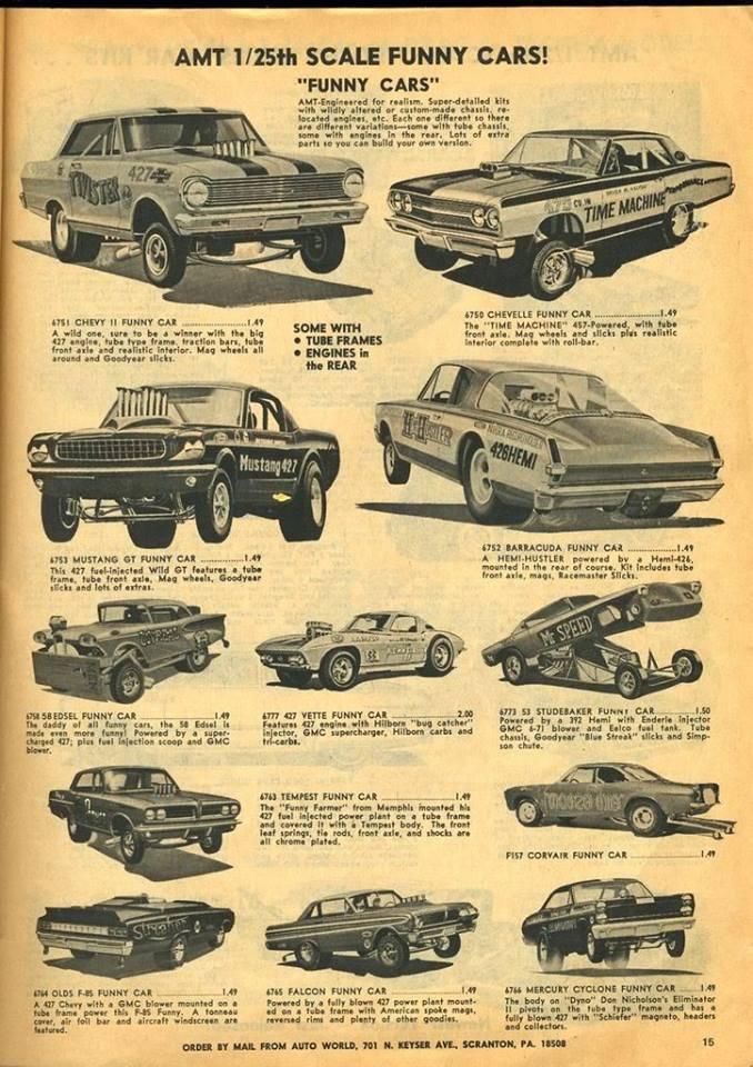 Vintage model kit ad - publicité - Page 2 15444410