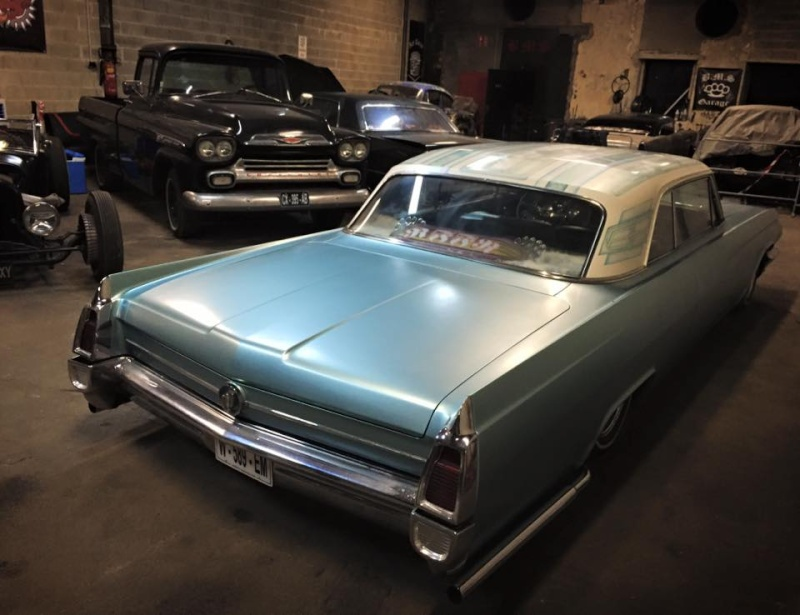 Buick 1961 - 1963 custom and mild custom 15574810