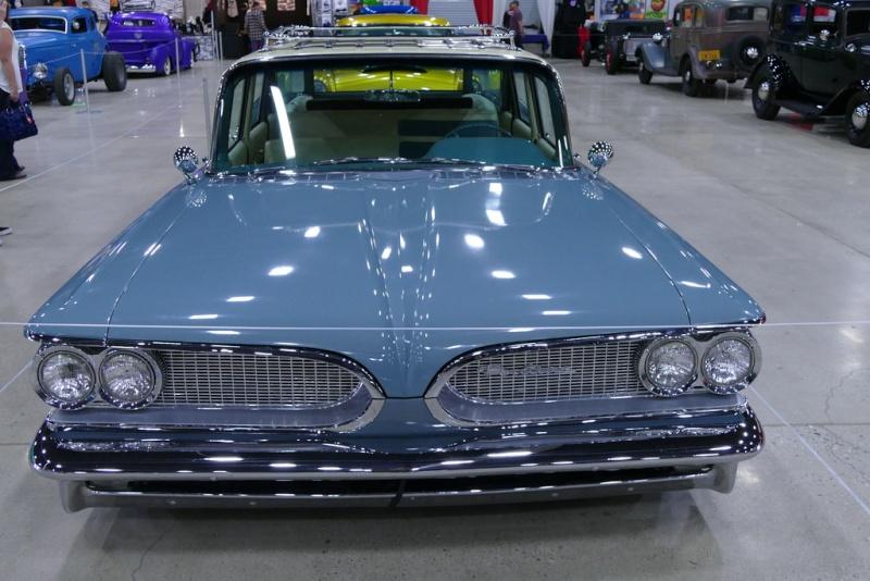 Pontiac 1959 - 62 custom & mild custom - Page 2 15759211