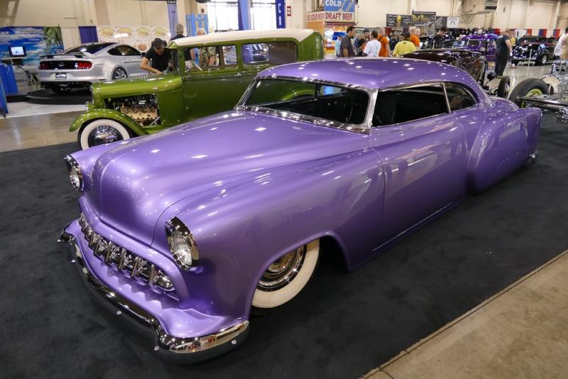 Chevy 1953 - 1954 custom & mild custom galerie - Page 9 15767110