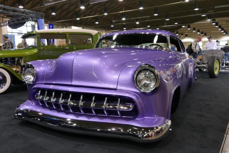 Chevy 1953 - 1954 custom & mild custom galerie - Page 9 15769610