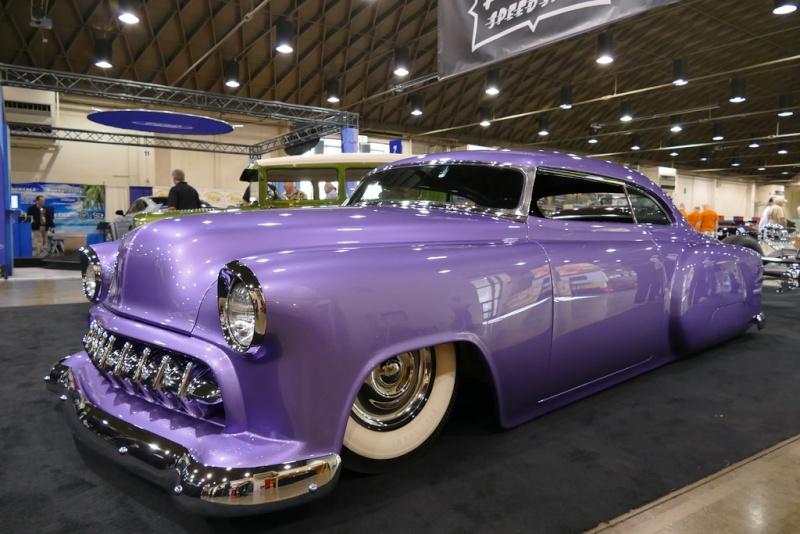 Chevy 1953 - 1954 custom & mild custom galerie - Page 9 15769611