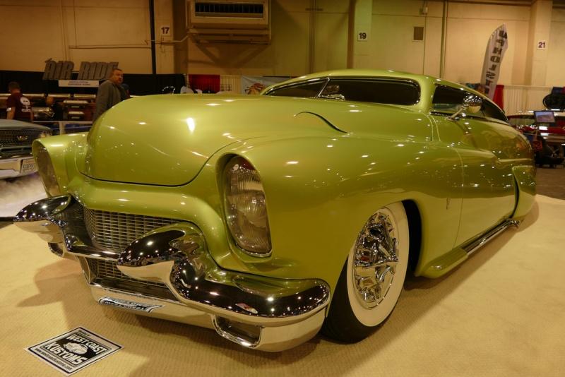 "1950 Merc - Tuff Enuff - Gary ""Chopit "" Fioto 15785510"