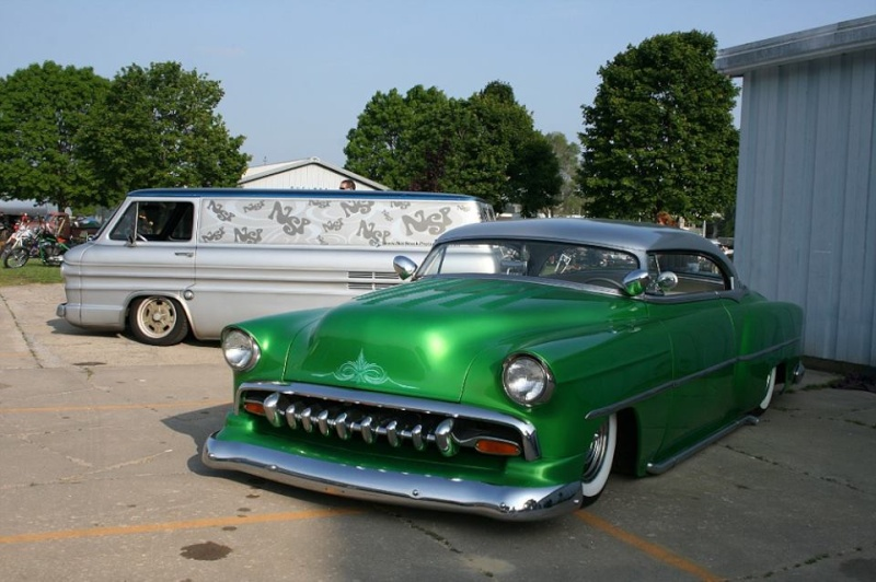 Chevy 1953 - 1954 custom & mild custom galerie - Page 9 16108510