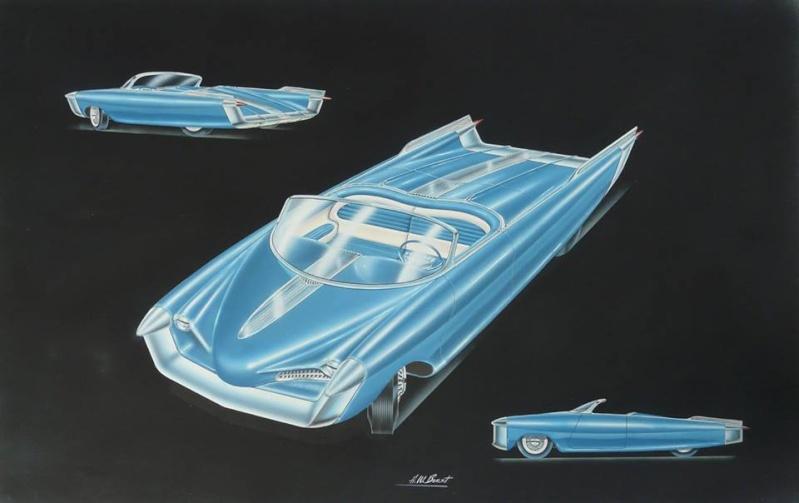 Prototype, maquette et exercice de style - concept car & style - Page 2 16138510