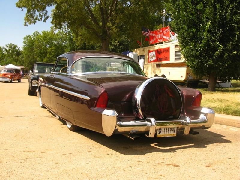 Lincoln  1952 - 1955 custom & mild custom 16138610