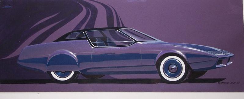 Prototype, maquette et exercice de style - concept car & style 16185210