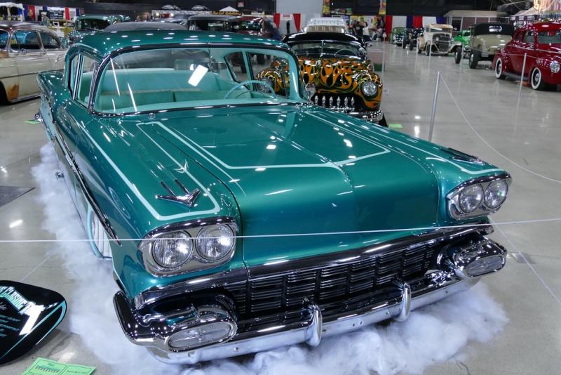 Pontiac 1955 - 1958 custom & mild custom - Page 2 16191310