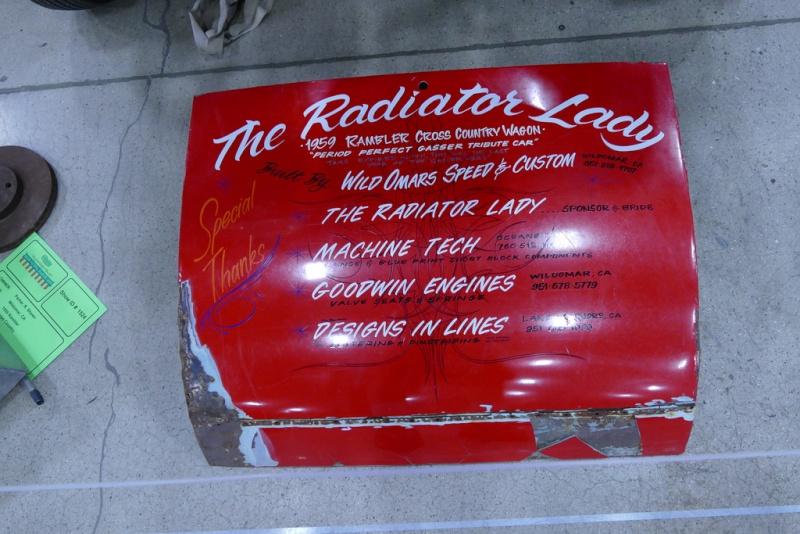 Amc, Kaiser, Rambler, Nash, Hudson, Studebaker gassers 16193210