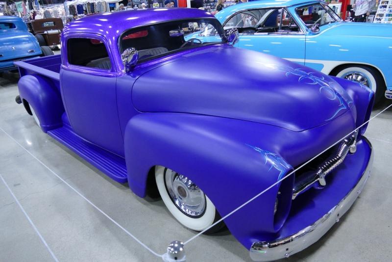 Chevy Pick up 1947 - 1954 custom & mild custom - Page 4 16196210